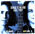 Songs to no one 1991-1992