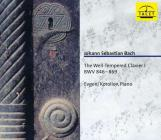 The well-tempered clavier i (feat. piano: evgeni koroliov)