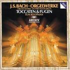 Orgelwerke: toccaten & fugen