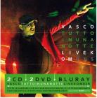 Tutto in una notte livekom015 (2cd+2dvd+bluray)