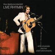 Paul simon in concert:live rhymin'
