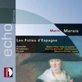 Folies d'espagne (2' libro) (1701)