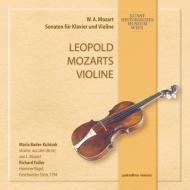 Leopold mozarts violine: sonate per viol