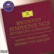 Symphonie nr.9 ouverture corolian (sinfonia n.9 - ouverture coriolano)