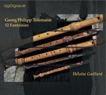 12 fantasie per flauto solo
