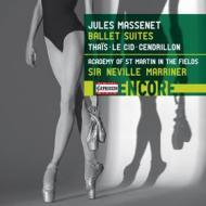Ballet suites - le cid, tha s, cendrillo