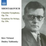 Sinfonia da camera op.73a (quartetto n.3