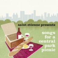 Saint etienne presents songs for a central park