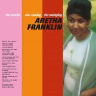 Tender, the moving the swinging aretha f (Vinile)