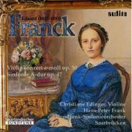 Frank e.: concerto op.30-sinfonia op.47