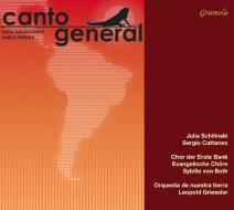 Canto general (oratorio in un ritmo grec