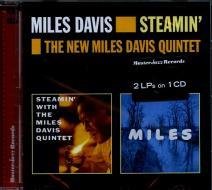 Steamin' (+ the new miles davis quintet)
