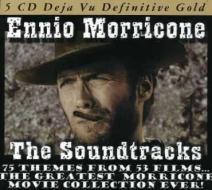 Morricone ennio - the soundtraks - 75 temi da 53 f