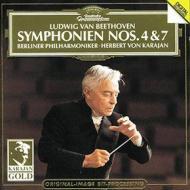 Symphonien nr.4 & 7
