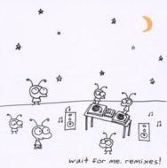 Wait for me-remixes!(ltd.edt.)