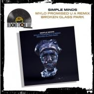 Mylo promised u a remix/broken glass par (Vinile)