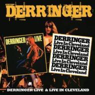 Derringer live & live in cleveland