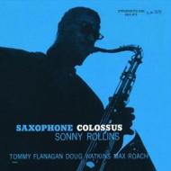 Saxophone colossus rvg ser