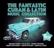 Cuban & latin music collection