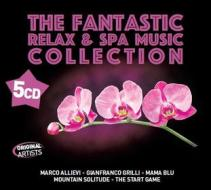 Relax & spa music collection