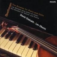 The violin sonatas (sonate per pianoforte e violino)