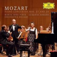 Piano concertos nos. 27 & 20