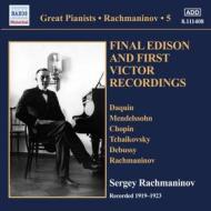 Solo piano recordings, vol.5 - final edi