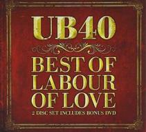 The best of labour of love (cd+dvd)