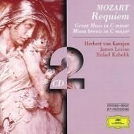 Requiem-great mass in c minor-missa (requiem k626 - messe k427, k220)