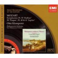 Symphonies 29-35 & 38-41