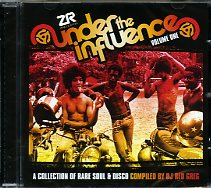 Under the influence vol.1 (by dj red greg