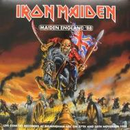 Maiden england '88(picture disc) (Vinile)