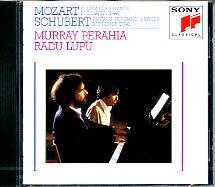 Mozart-sonata 448 - schubert fantasia d940