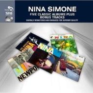 Five classic albums (+bonus tracks)