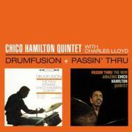 Drumfusion (+ passin  thru)