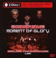 Moment of glory live (cd+dvd)
