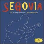 Segovia.the american decca recordings 1