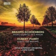 Quartetto con pianoforte op.25 (orch. a