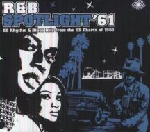 R&b spotlight '61-56 r&b hits from the us charts of 1961