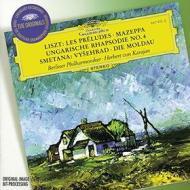 Les preludes-ungarische rap.nr.4 -la moldava (die moldau))