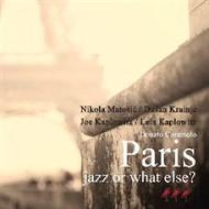 Paris - jazz or what else?