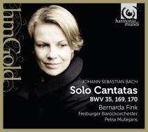 Cantata bwv 35, 169, 170 (solo cantatas)