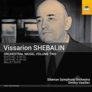 Opere per orchestra (integrale) vol.2
