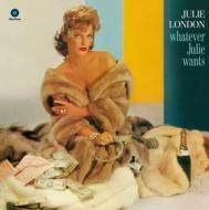 Whatever julie wants [lp] (Vinile)