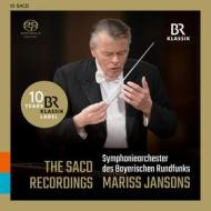 The sacd recording - celebrazione del 10° anniversario di br klassik (sacd)
