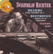 Brahms-concerto n. 2 / beethoven appassionata