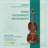 Franz geissenhofs instruments