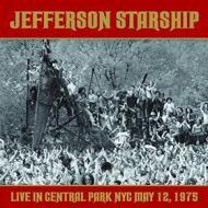 Live in central park 1975