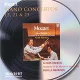 Piano conc. 21 k467 & 23 (concerti per pianoforte n.15, n.21, n.23)