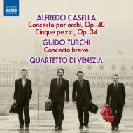 Concerto per archi op.40b  cinque pezzi
